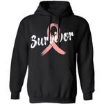 Uterine Cancer Survivor Cancer Awareness Hoodie Meaningful Gift