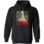 We Are Never Too Old For Christmas 7 Dwarfs Hoodie Disney Gift