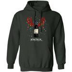 Winedeer Reindeer Woodbridge Wine Hoodie Christmas Wine Hoodie Cool Xmas Gift