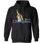 We Are The Champions Freddie Mercury Hoodie Cool Gift