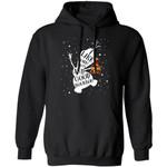 Xmas Olaf Hoodie I Like Warm Hugs And Good Bourbon Christmas Frozen Hoodie