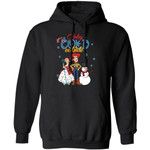 Xmas Woody And Bo Peep Hoodie Christmas Gift Shirt