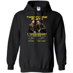 Twenty One Pilots 10th Anniversary Hoodie Perfect Gift For Fans
