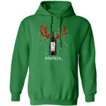 Winedeer Reindeer Gallo Wine Hoodie Christmas Wine Hoodie Cool Xmas Gift