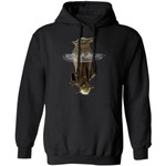 Yoda Water Reflection Hoodie Baby Yoda Hoodie Cool Gift For Fans