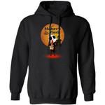 Jack Skellington Hug Maker's Mark Whisky Hoodie Funny Halloween Gift