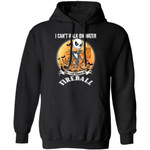 I Can't Walk On Water I Can Stagger On Fireball Jack Skellington Shirt