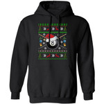 Xmas Billiards Ball Ugly Sweater Hoodie Sport Cool Xmas Gift