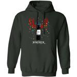 Winedeer Reindeer Sutter Home Wine Hoodie Christmas Wine Hoodie Cool Xmas Gift