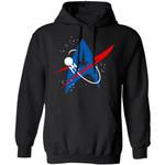 Star Trek Mixed Nasa Badge Hoodie Funny Shirt Gift For Fan