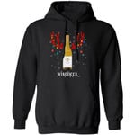 Winedeer Reindeer Kendall Jackson Wine Hoodie Christmas Wine Hoodie Cool Xmas Gift