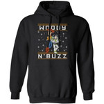 Woody And Buzz Christmas Hoodie Toy Story Xmas Gift Idea