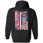 US Forces My Family Patriots Day Hoodie Meaningful Gift