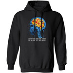 X-Ray Of My Head All Of Pooh Hoodie When Doctor Takes