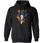 The Scream Forky Hoodie Toy Story Forky Hoodie Funny Gift
