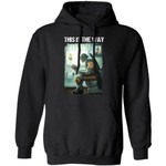 This Is The Way Mandalorian On Toilet Hoodie Funny Shirt Gift Idea