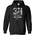 Walter Payton 34 Years Hall Of Fame Anniversary Hoodie Fan Gift Idea