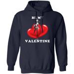 Valentine's Hoodie Be My Valentine Jack Skellington Hoodie Lovely Gift