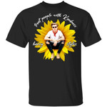 Harry Styles Shirt Treat People With Kindness T-shirt Sunflower Shirt