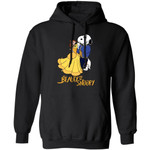 Beauty And The Snoopy T-shirt Belle And Snoopy Shirt Funny Gift