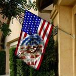 Flag poodle2 4July