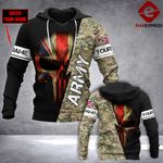 MTP CUSTOMIZE ARMY UK PTN HOODIE 3D