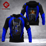 Peacemakers 3D printed hoodie ECK