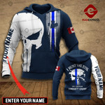 Personalized CA I HUNT THE EVIL 3d Printed HOODIE TT