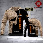 Carpenter-Don't Stop- Personalized 3D printed hoodie AWP