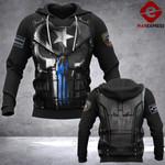 LMT Puerto rico 2 3D printed hoodie DMM