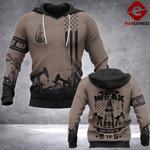 Oilfield Not For The Weak 3D printed hoodie ZHJ C