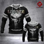 Customized Logger Punisher LMT HOODIE LVT1702