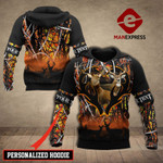 VH CUSTOMIZE HUNTING DEER 0702 - 3D ALL OVER PRINT