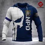 NPD Sheepdog 3D printed hoodie GJA