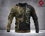 Warriors Pun 3D printed hoodie ARMG
