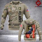 US ARMY HOODIE 3D MTPDT