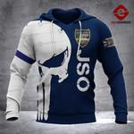 JSO Sheepdog 3D printed hoodie GJA