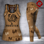 LKH Rooster Camo Combo Tank + Legging