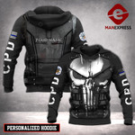 CUSTOMIZED Chicago sheepdog 3D HOODIE LMT