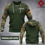 MTP CUSTOMIZE GERMAN ARMY  HOODIE 3D