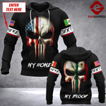 VH CUSTOMIZE MEXICO 0302 - 3D ALL OVER PRINT