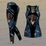 MH GERMAN WIREHAIRED POINTER COMBO TANK + LEGGING