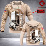 Customized Concrete Half Camouflage  FMT HOODIE PDT1502