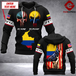 VH CUSTOMIZE COLOMBIA 0201 - 3D ALL OVER PRINT