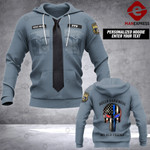 CUSTOMIZED PPD 3D HOODIE PDT1902