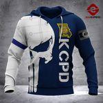 KCPD Sheepdog 3D printed hoodie GJA