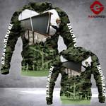 LKH IRONWORKER CA 3D HOODIE PRINT
