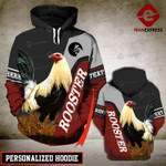 VH CUSTOMIZE ROOSTER 0201 - 3D ALL OVER PRINT