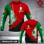 VH CUSTOMIZE MEXICO 0602 - 3D ALL OVER PRINT