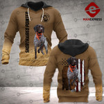 LKH Shorthaired Pointer HOODIE